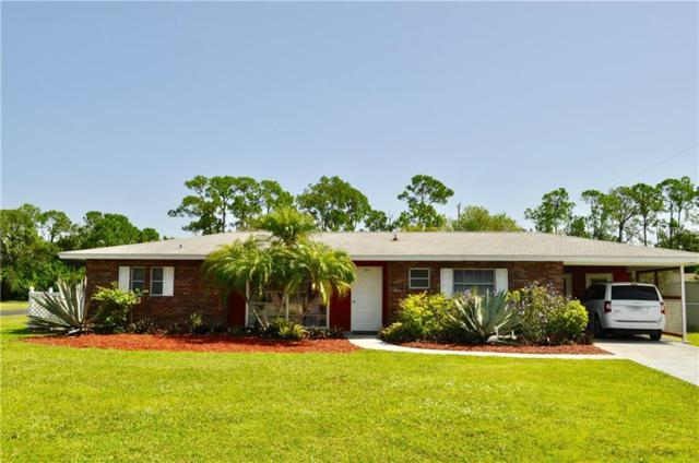 354 Orange Drive NW, Port Charlotte, FL 33952 (MLS #C7404469) :: RE/MAX Realtec Group