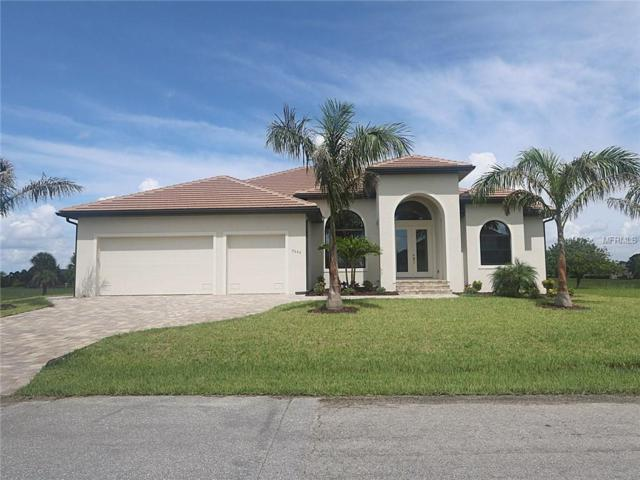 2046 Padre Island Drive, Punta Gorda, FL 33950 (MLS #C7404483) :: Griffin Group