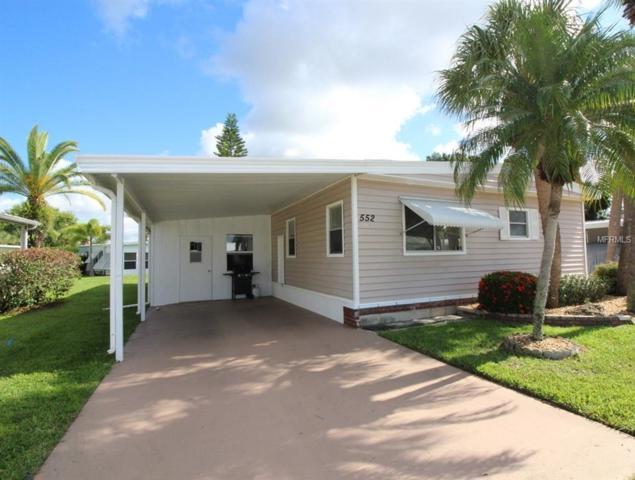 2100 Kings Highway 552 SELKIRK LN, Port Charlotte, FL 33980 (MLS #C7404487) :: The Duncan Duo Team