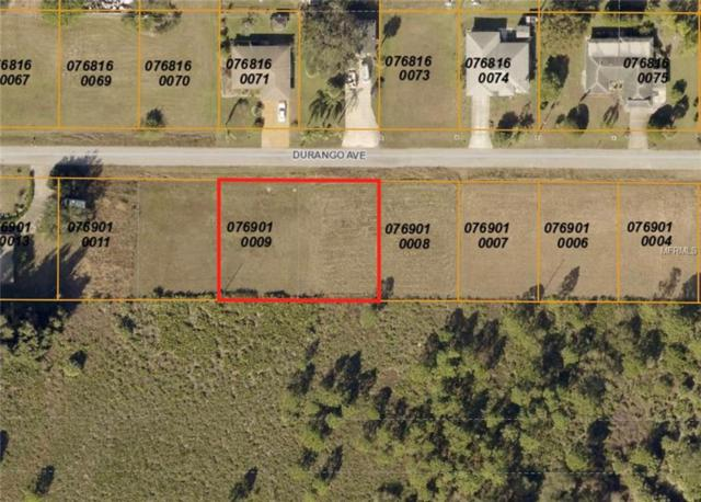 Durango Avenue, North Port, FL 34287 (MLS #C7404494) :: Godwin Realty Group