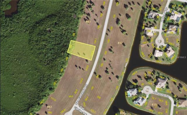 16841 San Edmundo Road, Punta Gorda, FL 33955 (MLS #C7404501) :: Griffin Group