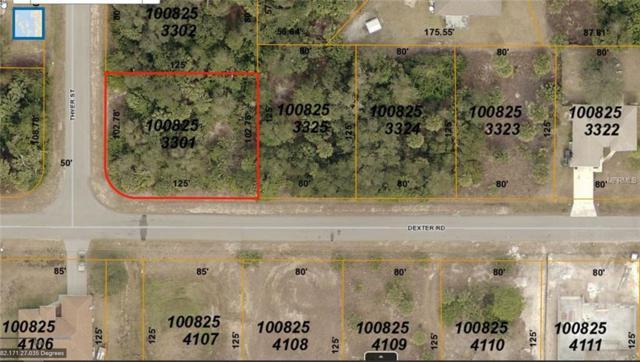 Thyer Street, North Port, FL 34288 (MLS #C7404508) :: Griffin Group