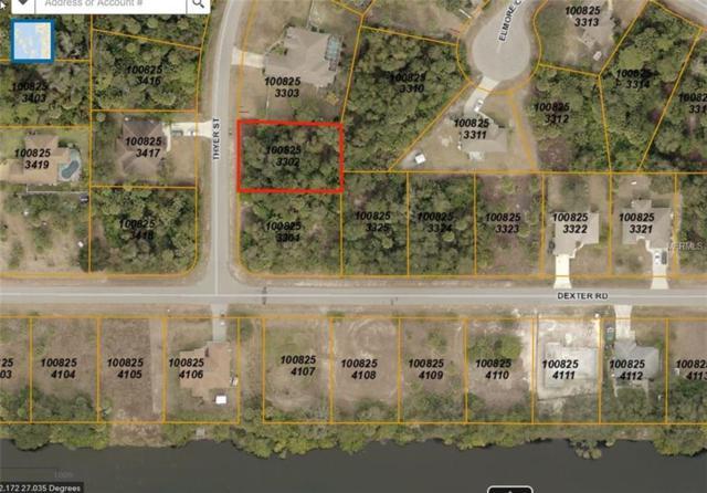 Thyer Street, North Port, FL 34288 (MLS #C7404509) :: Griffin Group