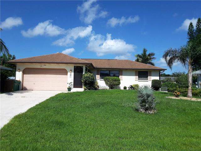 2701 Palm Drive, Punta Gorda, FL 33950 (MLS #C7404517) :: RE/MAX Realtec Group