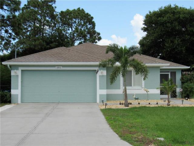101 Linda Lee Drive, Rotonda West, FL 33947 (MLS #C7404525) :: Godwin Realty Group
