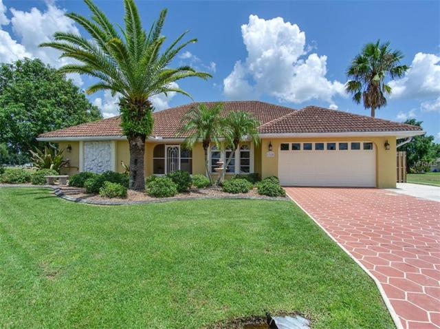 1360 Vermouth Lane, Punta Gorda, FL 33983 (MLS #C7404549) :: Griffin Group