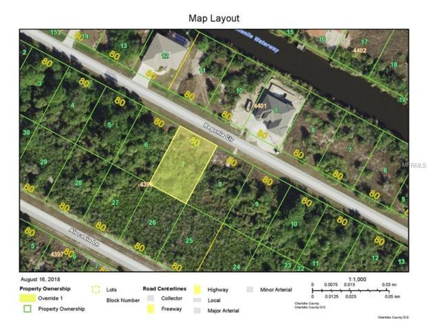 13647 Begonia Circle, Port Charlotte, FL 33981 (MLS #C7404556) :: Griffin Group