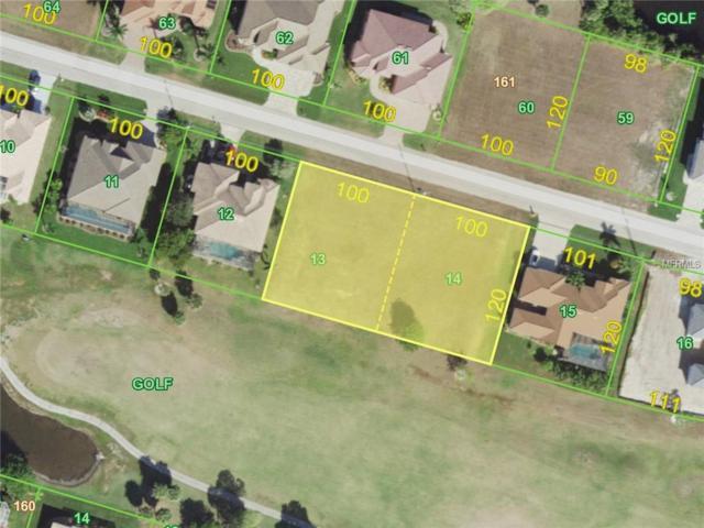 13054 Panatella Drive, Punta Gorda, FL 33955 (MLS #C7404563) :: Godwin Realty Group