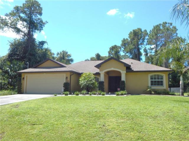 2625 Yuma Avenue, North Port, FL 34286 (MLS #C7404569) :: RE/MAX Realtec Group