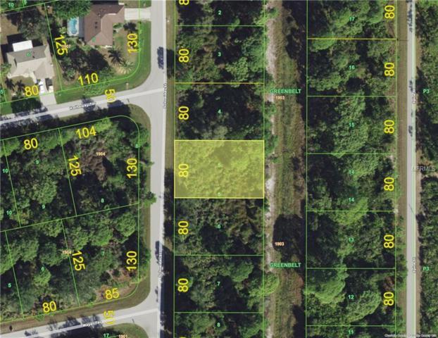 4308 Schneider Street, Port Charlotte, FL 33981 (MLS #C7404599) :: G World Properties
