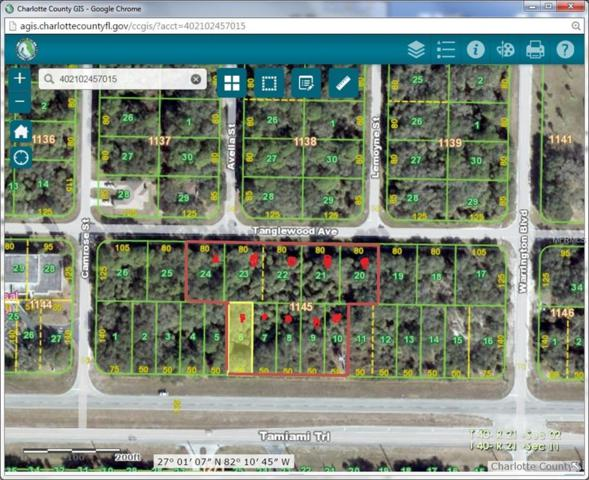 660 Tamiami Trail, Port Charlotte, FL 33953 (MLS #C7404601) :: G World Properties