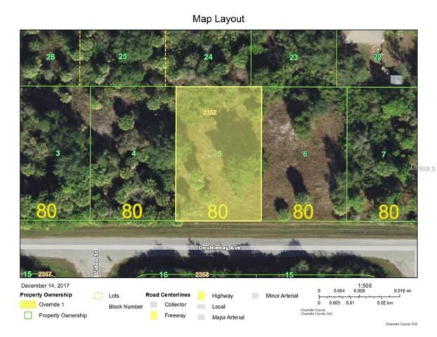 13100 Doubleday Ave, Port Charlotte, FL 33953 (MLS #C7404603) :: Griffin Group