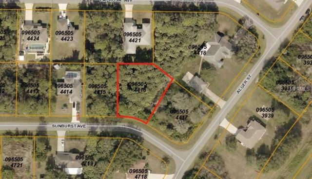 Sunburst Avenue, North Port, FL 34286 (MLS #C7404613) :: Griffin Group