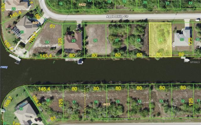 15730 Applewhite Circle, Port Charlotte, FL 33981 (MLS #C7404655) :: The BRC Group, LLC
