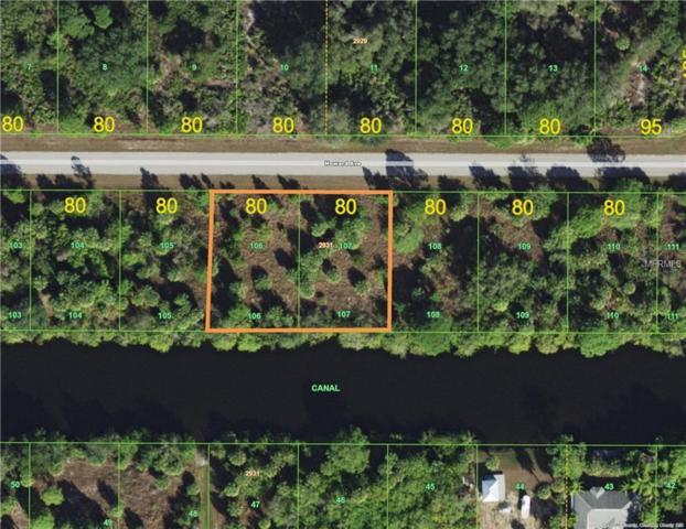 14343 Howard Avenue, Port Charlotte, FL 33953 (MLS #C7404658) :: The Duncan Duo Team