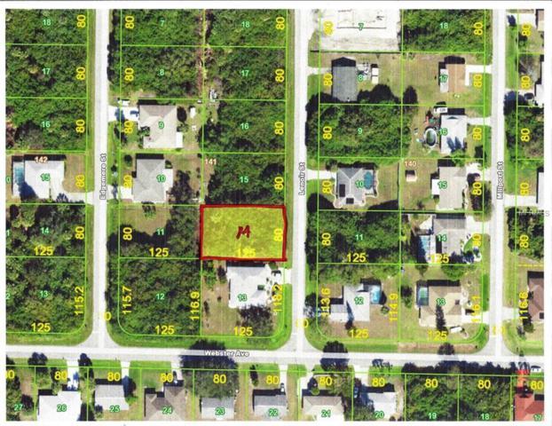 120 Lenoir Street, Port Charlotte, FL 33948 (MLS #C7404756) :: KELLER WILLIAMS CLASSIC VI