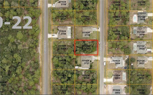 Justica Street, North Port, FL 34288 (MLS #C7404779) :: Team Pepka