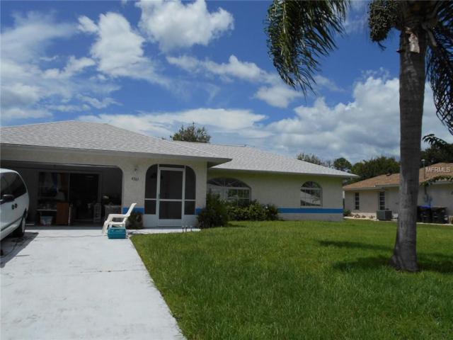 4365 Kessler Terrace, North Port, FL 34287 (MLS #C7404816) :: Griffin Group