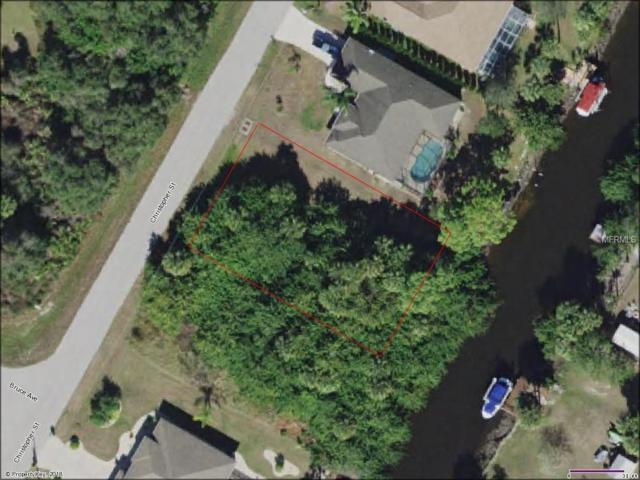 3200 Christopher Street, Port Charlotte, FL 33948 (MLS #C7404853) :: G World Properties