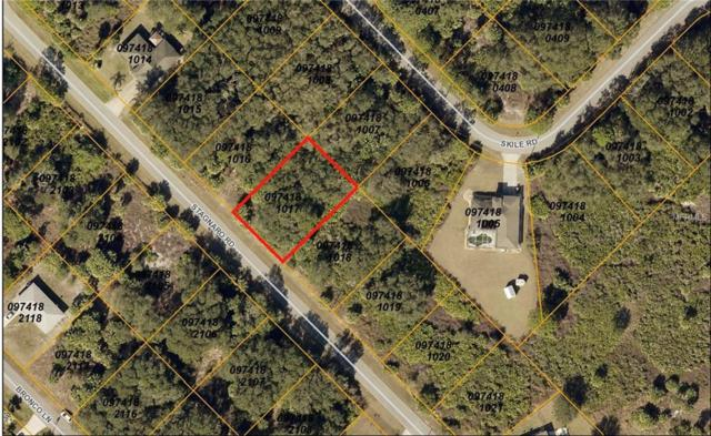 Stagnaro Road, North Port, FL 34287 (MLS #C7404857) :: Delgado Home Team at Keller Williams