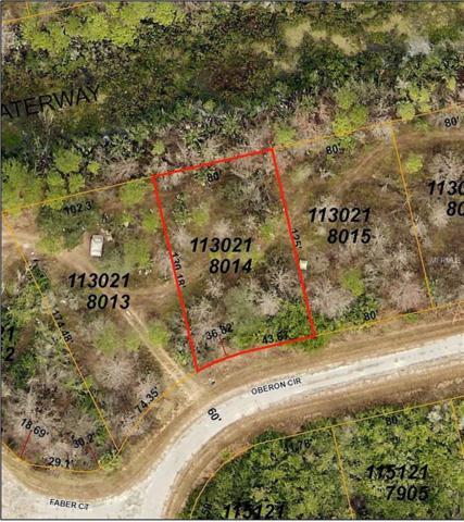 Oberon Circle, North Port, FL 34288 (MLS #C7404876) :: RE/MAX Realtec Group