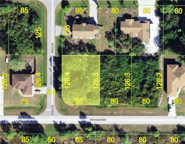 13296 Foresman Boulevard, Port Charlotte, FL 33981 (MLS #C7404896) :: G World Properties
