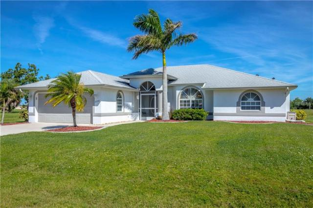 25316 Barque Point Drive, Punta Gorda, FL 33955 (MLS #C7404922) :: The Price Group