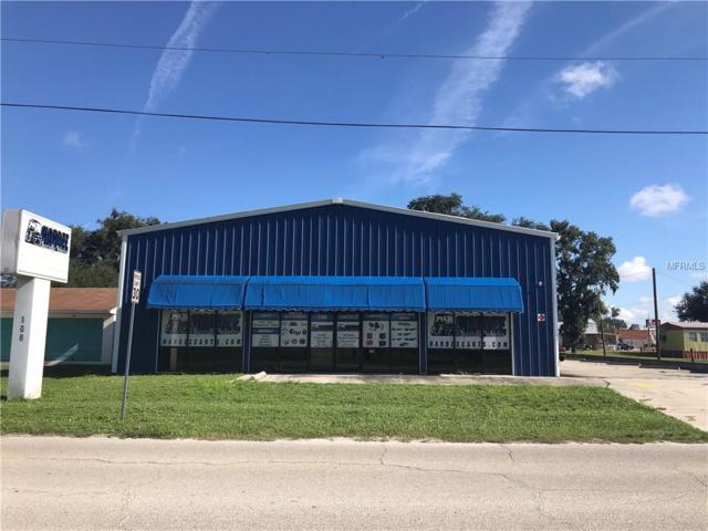 108 Carlton Street, Wauchula, FL 33873 (MLS #C7404930) :: The Duncan Duo Team