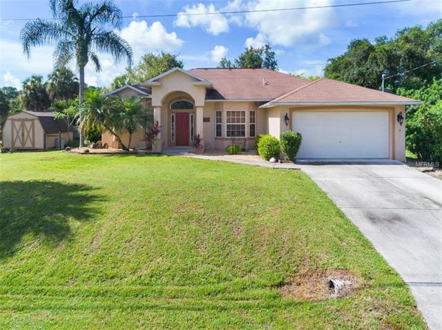 1383 Dexter Road, North Port, FL 34288 (MLS #C7404951) :: G World Properties