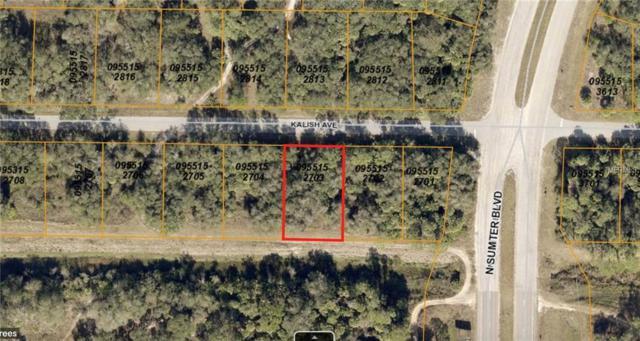 Kalish Avenue, North Port, FL 34286 (MLS #C7404989) :: Medway Realty