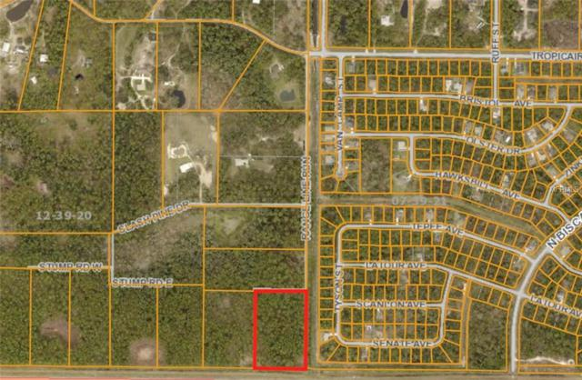 Range Line Run, North Port, FL 34291 (MLS #C7404993) :: RE/MAX Realtec Group