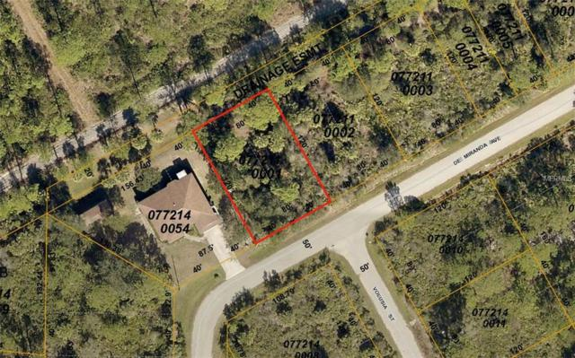 De Miranda Avenue, North Port, FL 34287 (MLS #C7404994) :: Medway Realty