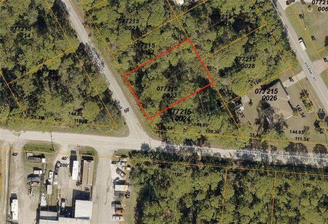 Tegastas Street, North Port, FL 34287 (MLS #C7404995) :: Medway Realty