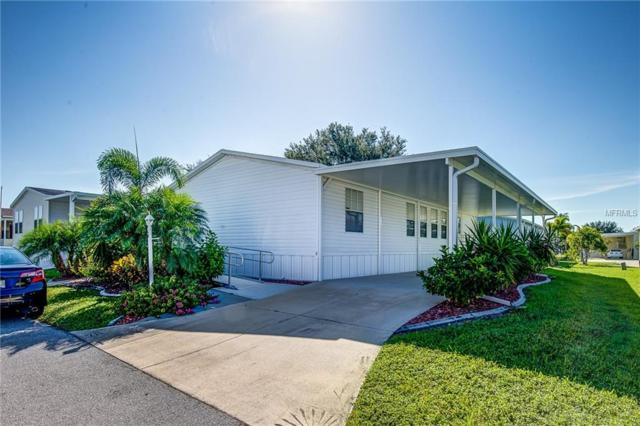 215 RIO VILLA, 4 DEN HELDER Drive, Punta Gorda, FL 33950 (MLS #C7405100) :: The Duncan Duo Team