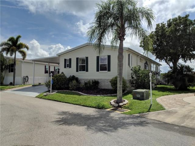 8 Alligator Avenue 150-O, Punta Gorda, FL 33950 (MLS #C7405134) :: The Duncan Duo Team