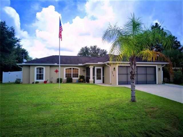 4414 Amari Road, North Port, FL 34291 (MLS #C7405161) :: G World Properties