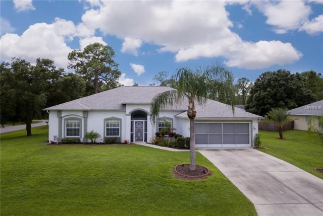 3107 Emerald Lane, North Port, FL 34286 (MLS #C7405179) :: Medway Realty