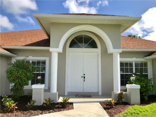 1942 Wheeling Avenue, North Port, FL 34288 (MLS #C7405180) :: G World Properties