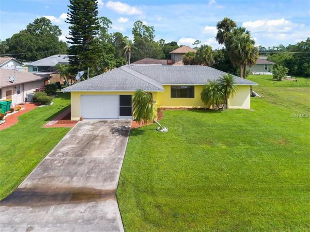 20302 Blaine Avenue, Port Charlotte, FL 33952 (MLS #C7405192) :: RE/MAX Realtec Group