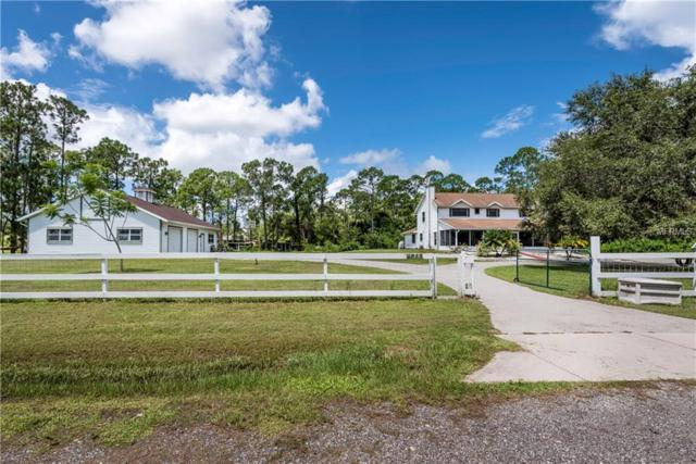 9191 Alan Boulevard, Punta Gorda, FL 33982 (MLS #C7405193) :: Team Touchstone