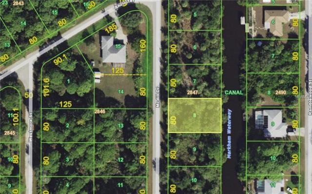 70 Mcdill Drive, Port Charlotte, FL 33953 (MLS #C7405224) :: RE/MAX Realtec Group