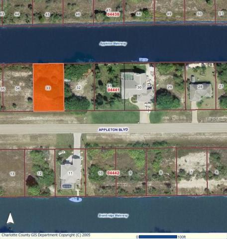 14994 Appleton Boulevard, Port Charlotte, FL 33981 (MLS #C7405252) :: The Duncan Duo Team