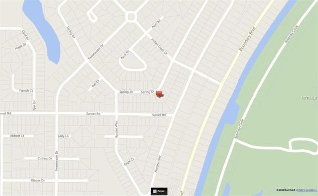 178 Spring Dr, Rotonda West, FL 33947 (MLS #C7405256) :: The Price Group
