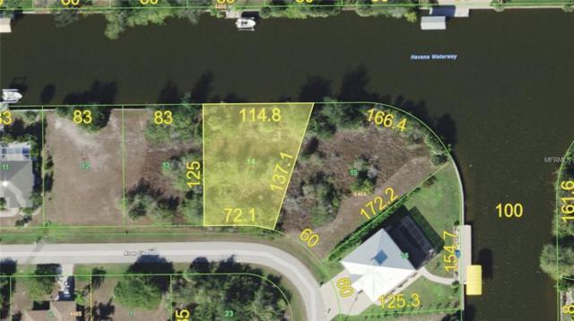 15618 Aron Circle, Port Charlotte, FL 33981 (MLS #C7405302) :: The Duncan Duo Team