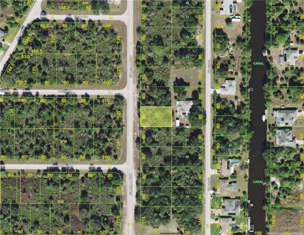 3632 Flamingo Boulevard, Port Charlotte, FL 33948 (MLS #C7405355) :: The Duncan Duo Team