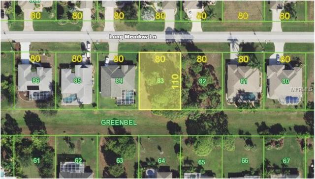 277 Long Meadow Lane, Rotonda West, FL 33947 (MLS #C7405366) :: Medway Realty