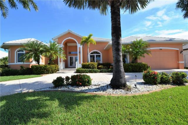 789 Monaco Drive, Punta Gorda, FL 33950 (MLS #C7405475) :: G World Properties