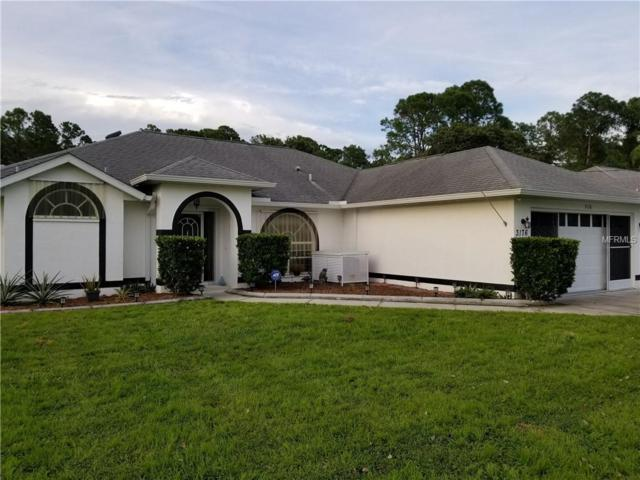 3176 Tusket Avenue, North Port, FL 34286 (MLS #C7405499) :: Medway Realty
