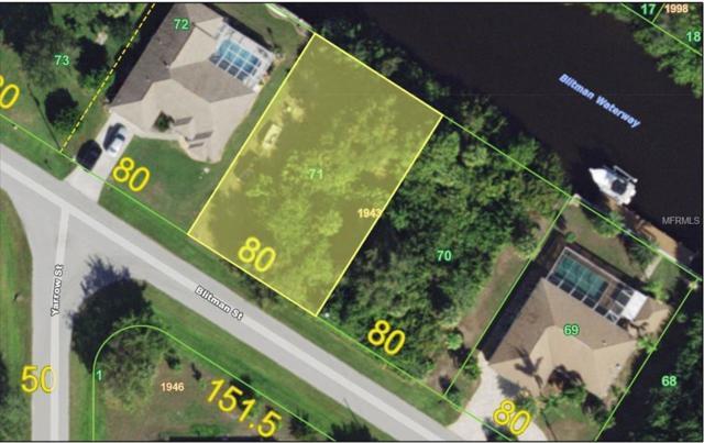 3418 Blitman Street, Port Charlotte, FL 33981 (MLS #C7405508) :: G World Properties