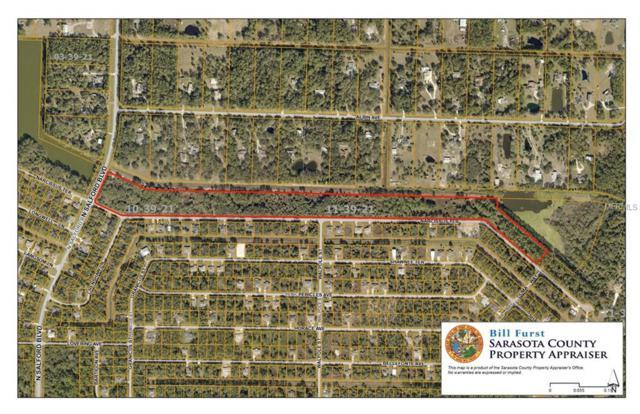 Narcissus Terrace, North Port, FL 34286 (MLS #C7405524) :: RE/MAX Realtec Group
